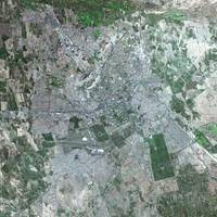 Marrakech (Morocco) : Satellite Image
