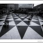 """""""Human chess ?"""" by GummiBen"""