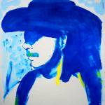 """The Color Blue by RD Riccoboni"" by BeaconArtWorksCorporation"