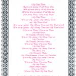 """""""My Only Praise"""" by ASignatureMomentDesigns"""