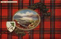 MacGregor (Raphael Tuck Scottish Clan Postcard)