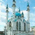 """""""Qolsharif mosque"""" by piker77"""