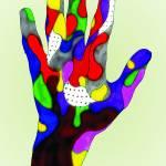"""dannyglix hand"" by dannyglix"