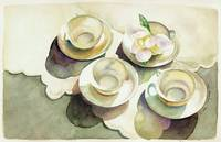 teacups and magnolia