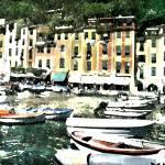 """Morning in Portofino"" by DonnaCorless"