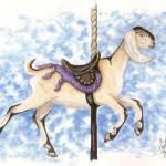 """""""Nubian Carousel Goat #2"""" by tnpcraft"""
