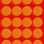 """sunkist bullseye 600 bubble retro bubbles"" by ModernMarvel"