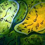 """""""Time is Slipping"""" by monalisyartist"""