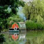 """Kennet & Avon Canal Kintbury Berkshire."" by bespokepix"