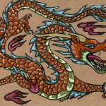 """Asian Dragon"" by Enchantments"