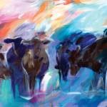 """""""Many Moos"""" by rpattersonimage"""