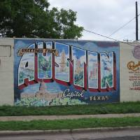 Greetings from Austin Art Prints & Posters by Imelda Bettinger