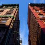 """Blue Skies Over Little Italy"" by robvena"