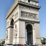 """The Arc de Triomphe"" by PJPHOTO"