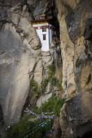 Bhutan 2008 Tiger's Nest Meditation Temple gloriou