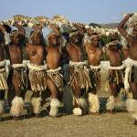 """South Africa 2004 Zulu Dancers gloriousjourneyphot"" by gloria_garrett"