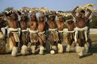 South Africa 2004 Zulu Dancers gloriousjourneyphot