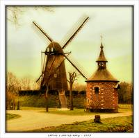 the windmills of my mind