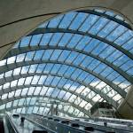 """Canary Wharf Station, London, UK"" by jmhdezhdez"