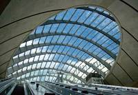 Canary Wharf Station, London, UK
