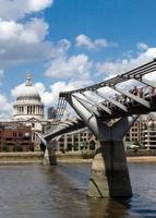 Millenium Bridge, London, United Kingdom