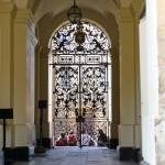 """Bodleian Library Gate"" by simonevanbergen"