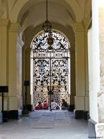 Bodleian Library Gate