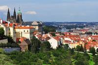 Prague City Sunny Vista