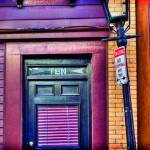 """Number 10 Purple Place, Boston Mass."" by Neaners"