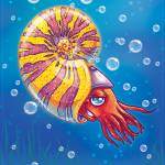 """Ammonite"" by Fany"