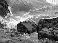 Black & White Seascapes & Beach Scenes