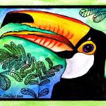 """""""Toucan"""" by ChrisCrowley"""