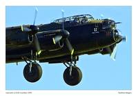 Lancaster at RAF Leuchars 2006