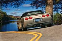 Beautiful Drive C5 Corvette