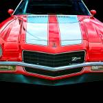 """Camaro 1969 Z28 Grille"" by jameskorringa"