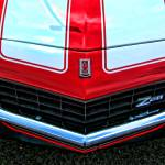 """1969 Camaro Z28 Grille 2"" by jameskorringa"