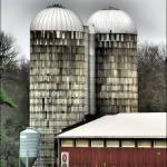 """Twin Silos"" by doncon402"