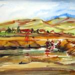 """""""esik river Kazakhstan"""" by Bobusoroh"""