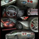 """Corvette Poster"" by jameskorringa"