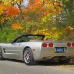 """Corvette Fall Drive"" by jameskorringa"