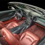 """1999 Corvette Interior C5"" by jameskorringa"