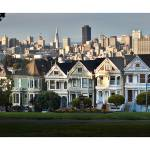 """Alamo Square ""Painted Ladies"" - San Francisco"" by Dominique-Palombieri"