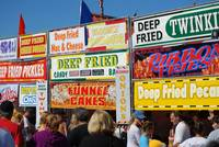 Food at the Fair