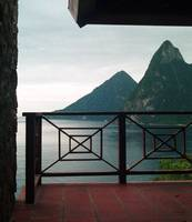pitons thru the fence