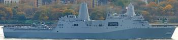 The USS New York