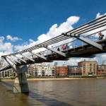 """Millenium Bridge, London, United Kingdom"" by jmhdezhdez"