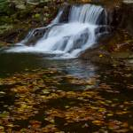 """Fall Creek Gorge Waterfall (IMG_8814)"" by jvandyke"