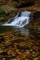 Fall Creek Gorge Waterfall (IMG_8814) by Jeff VanDyke