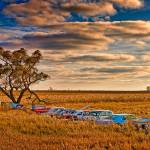 """Prairie Sunset"" by fpearson"