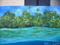 waterscape-tropical island